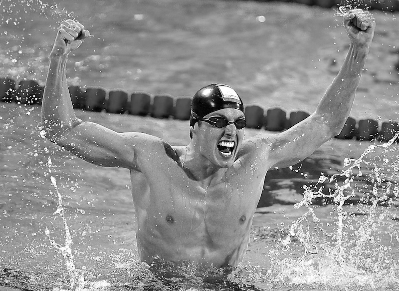 Sydney 2000 - 20 Years On: When Pieter Van Den Hoogenband - AKA The Eindhoven Express - Sped Towards The Pantheon - StateOfSwimming