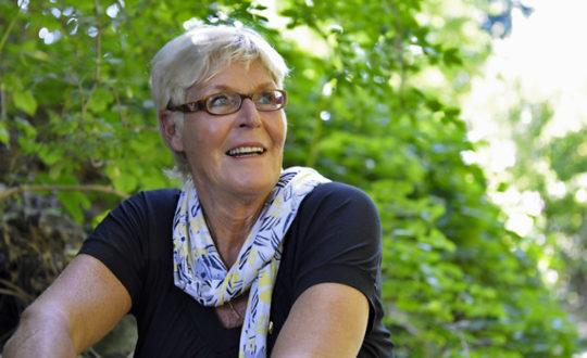 Ada Van Der Linden at 70 (courtesy of Ada)