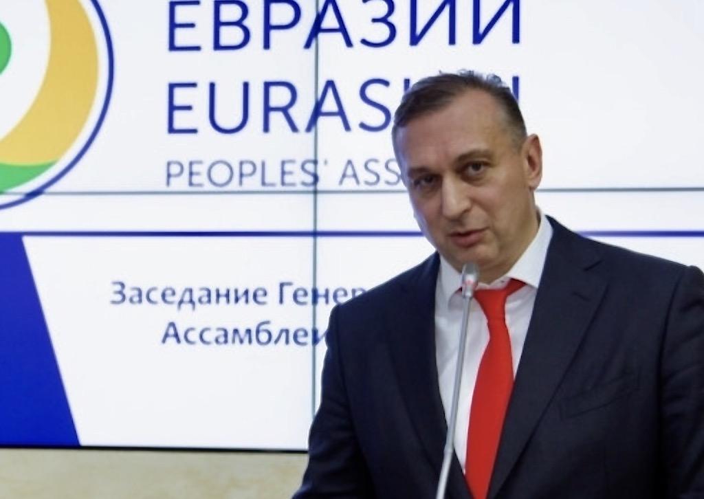 Alexei Vlasenko - courtesy Eurasian Peoples' Assembly