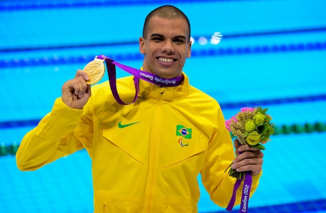 André Brasil - of Brazil - a Paralympic champion removed from the sport through mid-cycle reclassification athletes are fighting against - image courtesy of André Brasil social media