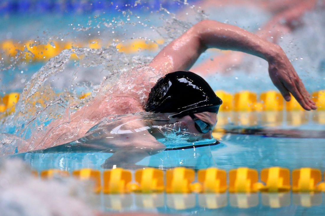 Duncan Scott - courtesy of British Swimming