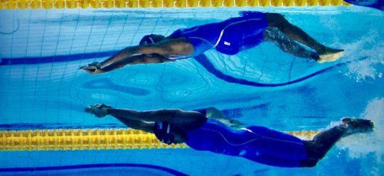 Simone Manuel - back to back world titles beyond Olympic gold - by Patrick B. Kraemer