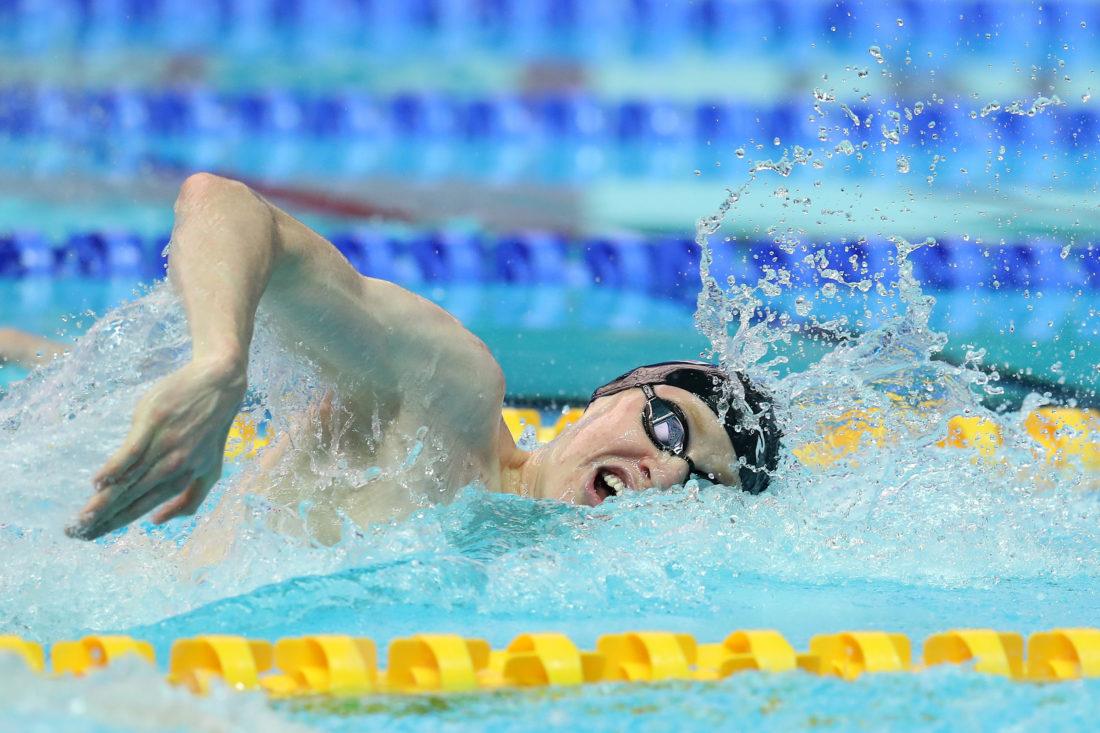 Tom Dean, courtesy of British Swimming
