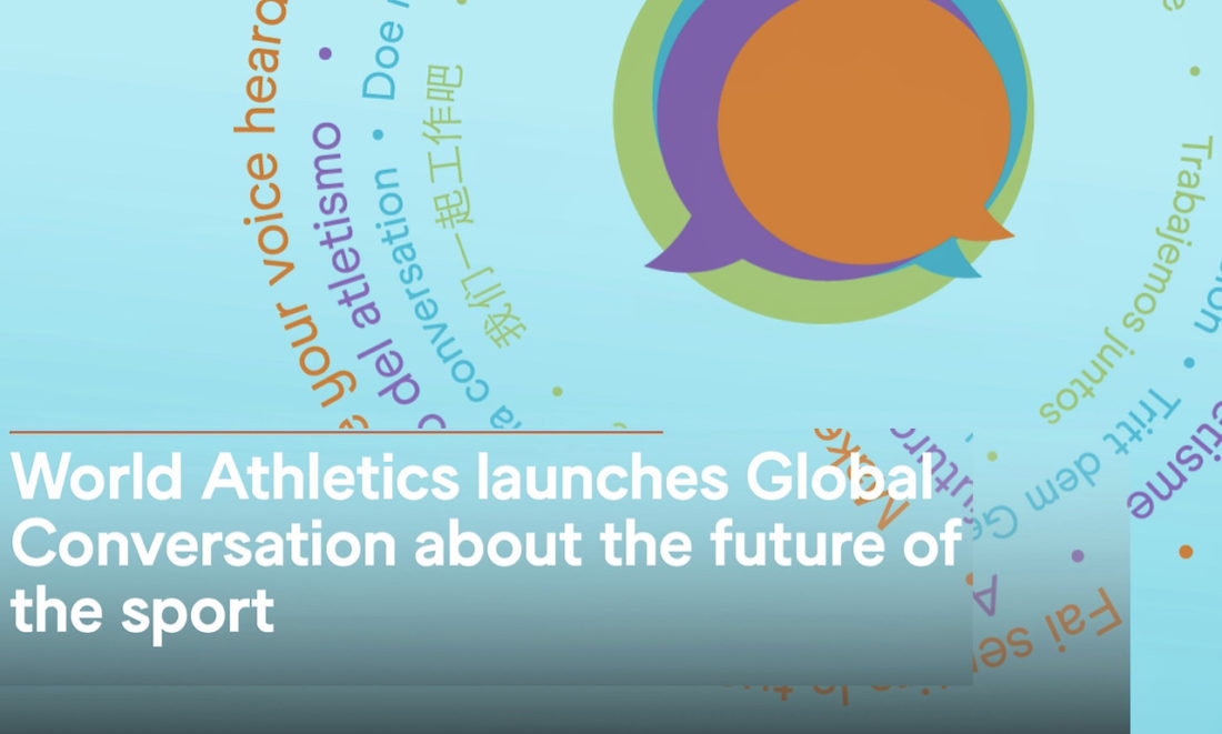 World Athletics launches a 'global conversation' about the future of track and field - image, ragout of Work Athletics announcement