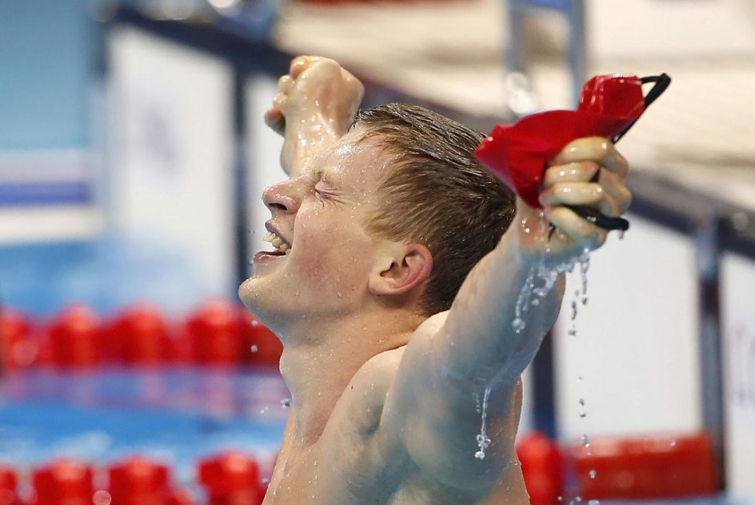 Adam Peaty - Rio 2016 Olympic gold in a stunning world-record time that no-one but the British swimmer has got within 1sec of since - photo by Patrick B. Kraemer/Magic PBK