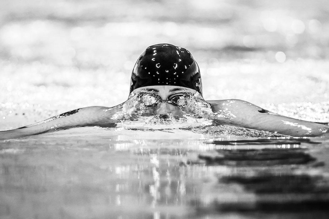 Molly Renshaw - photo by Georgie Kerr, courtesy of British Swimming