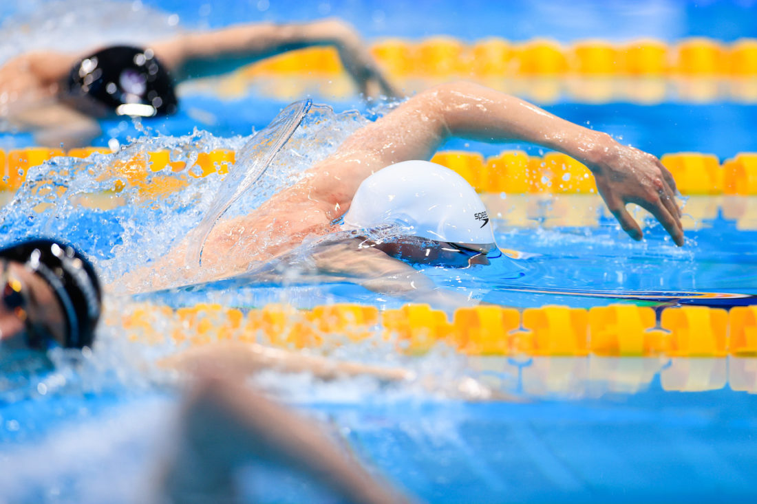 Tom Dean 14th April 2021, London Aquatics Centre, London, England ; 2021 British Swimming Selection Trials