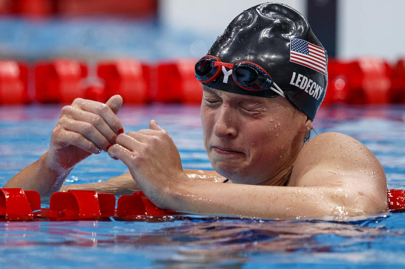Katie Ledecky & A Legend's Perspective In The Space Between Loss, Loss, Gain, Retain - StateOfSwimming